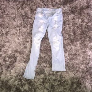 Mom jeans (size 0)